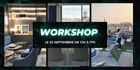 Workshop Devenir Consultant tickets