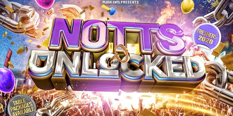 Notts Unlocked tickets