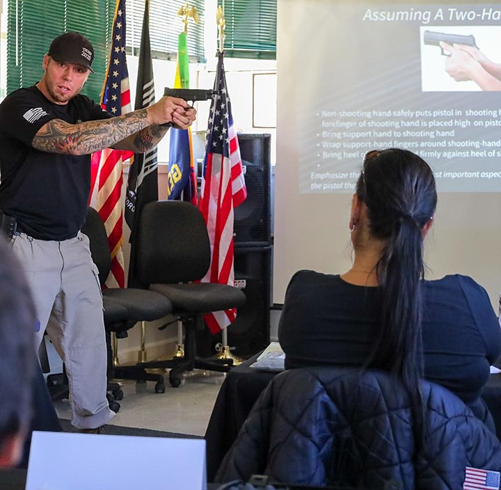 Wisconsin Concealed Carry Class image