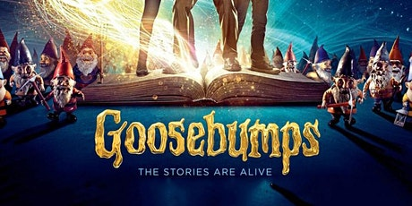 Goosebumps (In-Vehicle Ticket) tickets