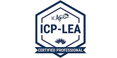 Remote Agile Leadership Masterclass (ICP-LEA) (US) tickets