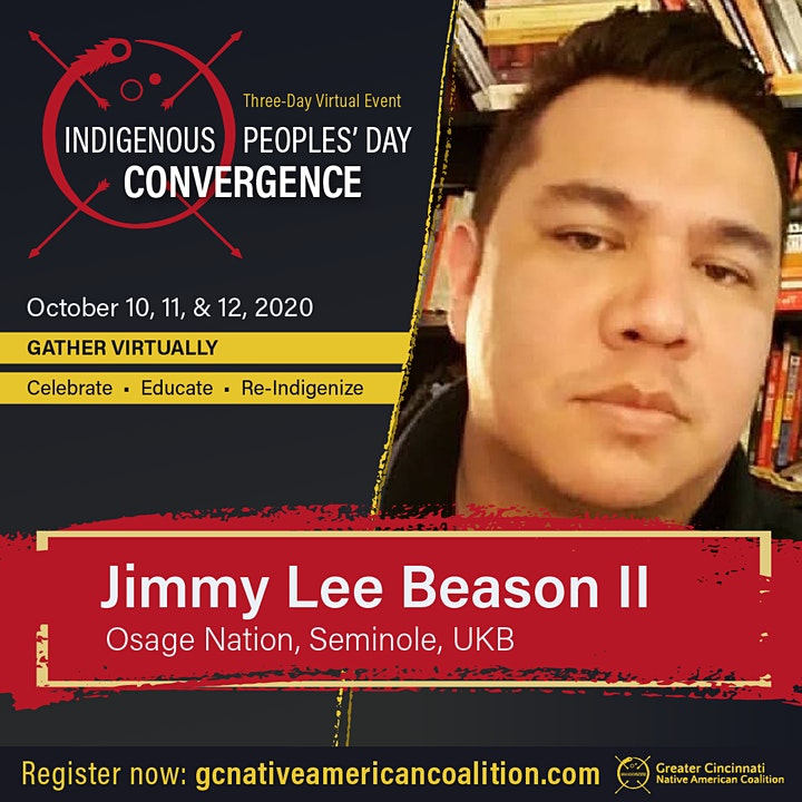 Indigenous Peoples' Day Convergence image