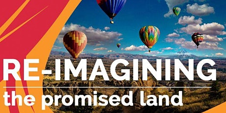 Re-imagining the Promised Land - Green Christian Online Festival tickets