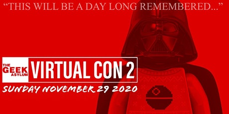 Virtual Con 2! tickets