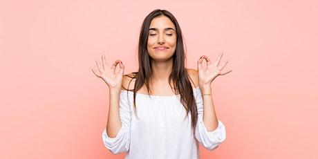 LA MENOPAUSA come gestire le ripercussioni sul benessere della donna? biglietti