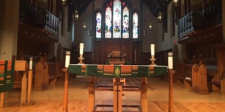 8:00 am Holy Communion September 27 tickets
