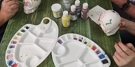 Family Ceramic Painting tickets