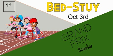 Bed-Stuy Grand Prix Scooter tickets