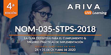 NOM-035-STPS  Guía Definitiva del Cumplimiento y Mejores Prácticas entradas