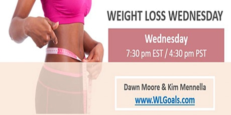 Weight Loss Wednesday tickets