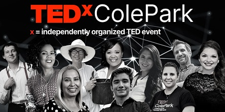 TEDxColePark - VIRTUAL EVENT tickets