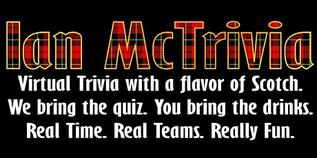 Free Virtual Trivia tickets