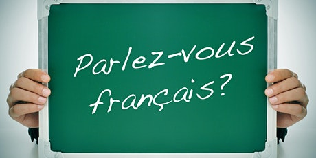 ONLINE Beginning/Intermediate French Language Classes for Adults A1.6 tickets