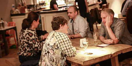 Speed Dating @ One Kew Road, Richmond (Ages 30-50) tickets