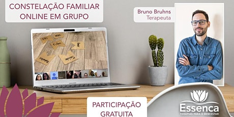 Constelação Familiar ONLINE - Essenca Terapias ingressos