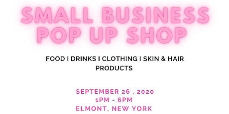 Coeurluxe Small Business Pop up shop tickets