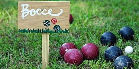 Social Distancing Team Lawn Bowling/Bocce Ball In The Park: Learn, Play tickets