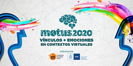 Jornadas Motus 2020 entradas