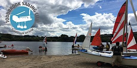 Toddbrook Boat Booking - Errwood - Sat 26th Sep - Tue 29th Sep tickets