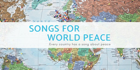 Songs for World Peace - Peace Day Panel Discussion tickets