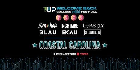 Coastal Carolina Zoom Pre-Party tickets