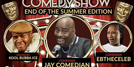 "THE SOCIAL DISTANCE COMEDY & POETRY SHOW WITH COMEDIAN JAY ""THE SINGMEDIAN tickets"