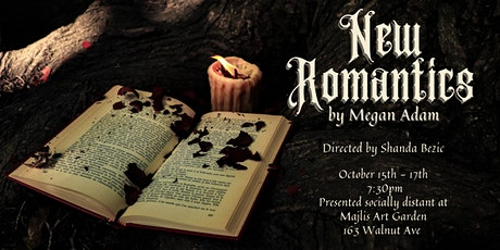 New Romantics by Megan Adam tickets