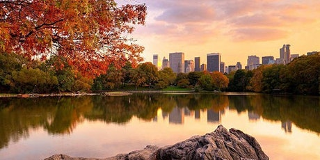 Members & Friends Social Distancing Sunset Central Park History Tour tickets