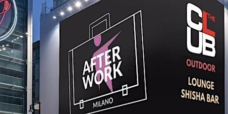 AfterWork The Club Milano 29 Settembre OpenSpritz Moscova biglietti
