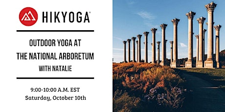 National Arboretum Outdoor Yoga with Hikyoga® DC tickets