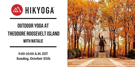 Roosevelt Island Fresh Air Yoga with Hikyoga® DC tickets