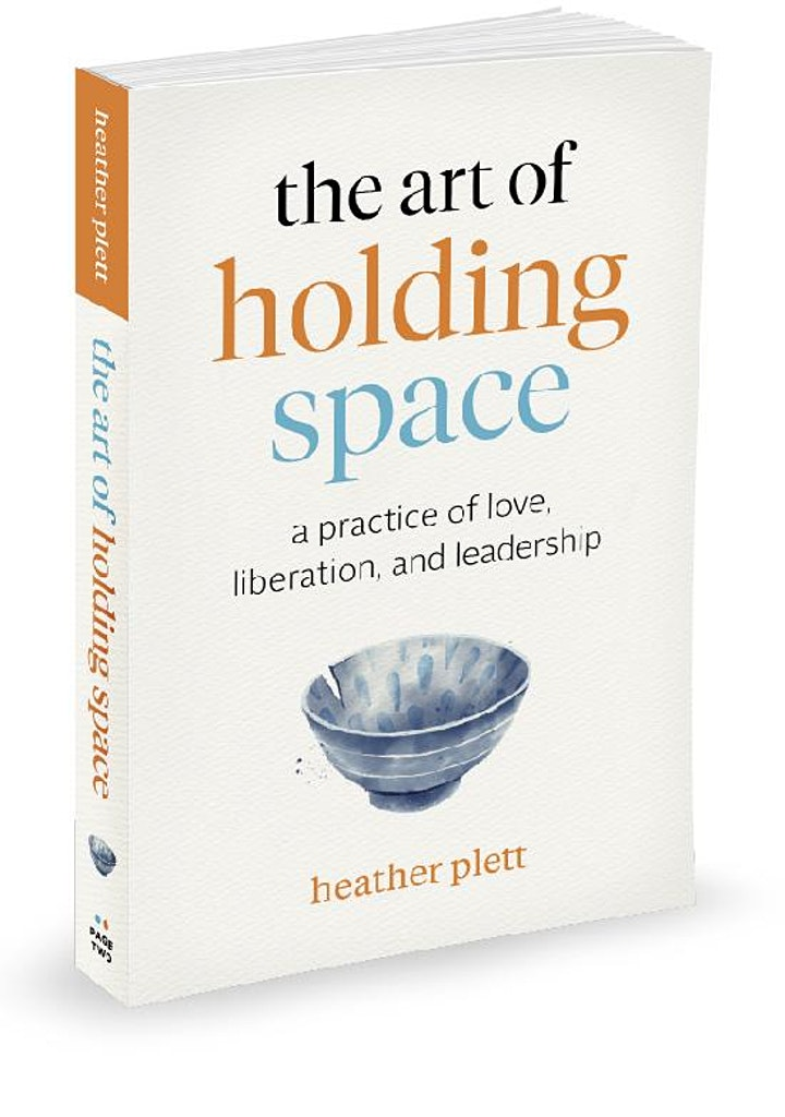An Evening with Heather Plett, Author of The Art of Holding Space image