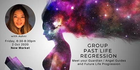 Group Past Life Regression tickets