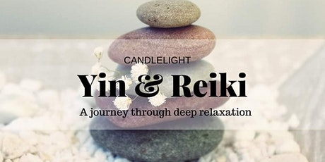 Candlelight Yin & Reiki tickets