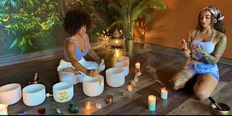 Guided Meditation & Soundbath tickets