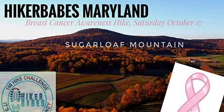 Hikerbabes Maryland October Hike: Sugarloaf Mountain tickets