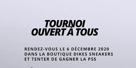 Tournoi PS5 billets