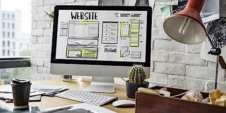 Free webinar: 3 Website Essentials tickets