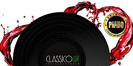 Open Wine Party @ Classico Milano Sabato 3 Ottobre 2020 -✆3332434799 biglietti