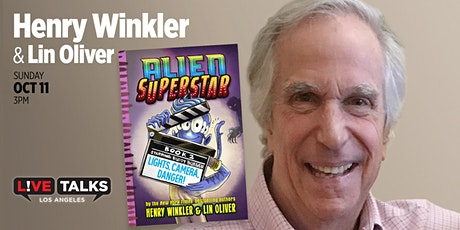 An Afternoon with Henry Winkler and Lin Oliver tickets