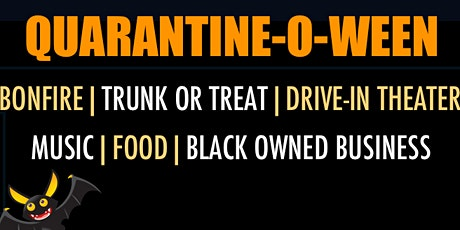 Quarantine-O-Ween tickets