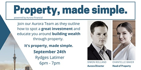 Property, made Simple. tickets
