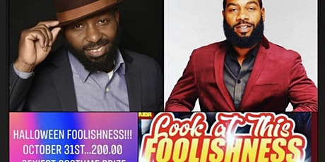 Foolishness Comedy & Costumes tickets
