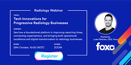 Tech Innovations for Radiology Businesses tickets