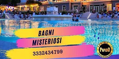 Aperitivo Bagni Misteriosi Milano Venerdi 25 Settembre 2020 - ✆ 3332434799 biglietti