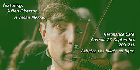 Resonance Séances D'écoute IX - Classical Night of Music tickets