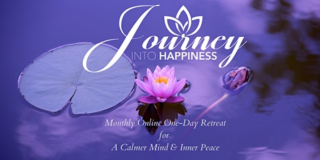 Online Journey Into Happiness: Going Deeper tickets