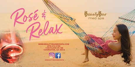 Rosé  and Relax tickets