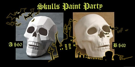 Skull Paint Party tickets
