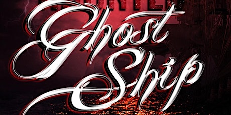 GHOST SHIP HALLOWEEN COSTUME  YACHT Dockside   NEW tickets